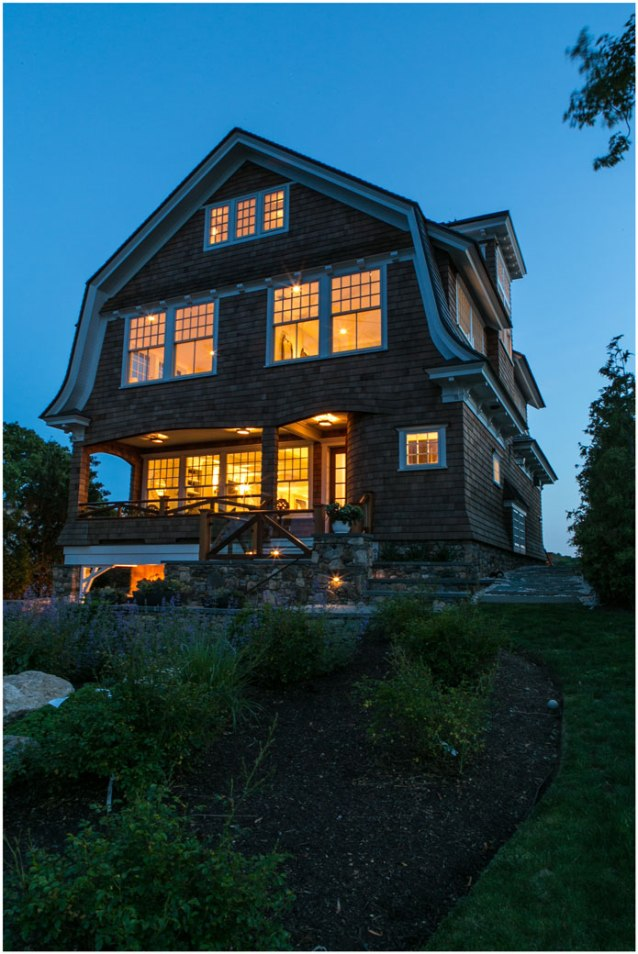 Photo by Nat Rea; Architecture by Leslie Architects