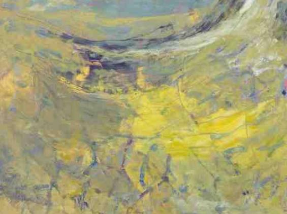 susan Strauss - Return - 20 x 24