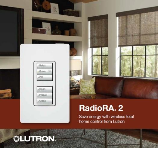 Lutron RAdio Ra 2 1