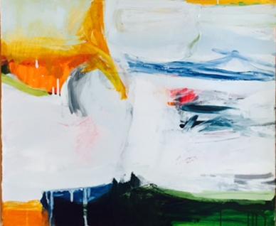051A - Michael Rich - Breathe - Oil on Canvas - 26 x 22 - 2800