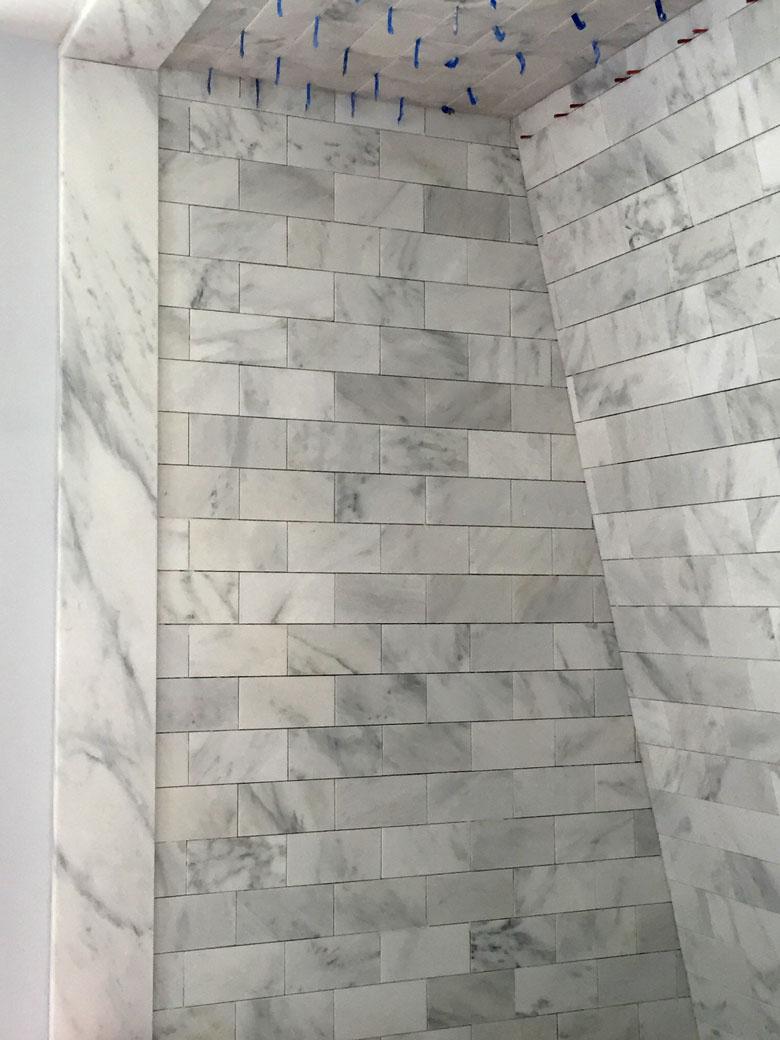 shower-tile-placement-master-bath – in good taste