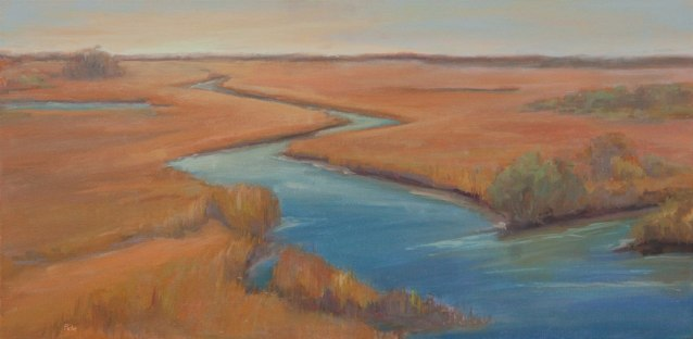Vanessa-Piche---Morning-Autumn-Ranch---Oil-on-Canvas---24-x-12---1100