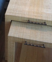 grasscloth-nesting-tables