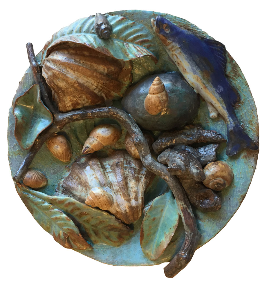 wd07d-ben-anderson-blue-fish-in-forest-stream-ceramic-16-5-x-14-525
