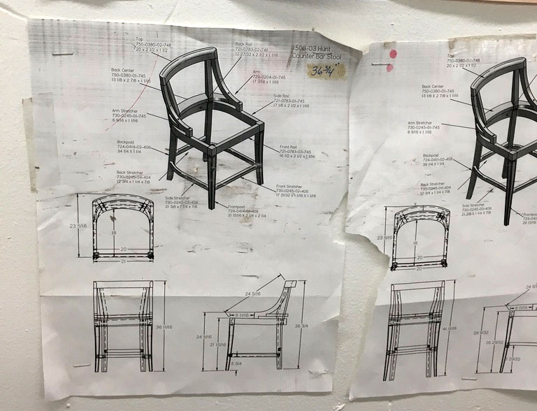 chair---blueprint