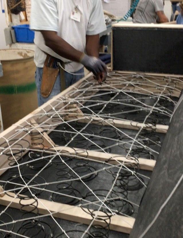 sofa---stringing-coils