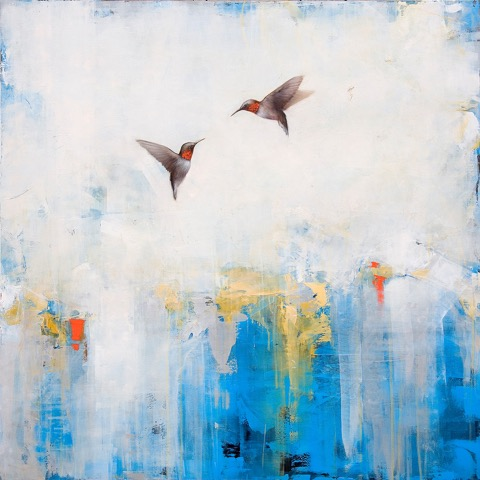 Jessica Pisano - CrossingPaths - OP-36 x 36 - 04200