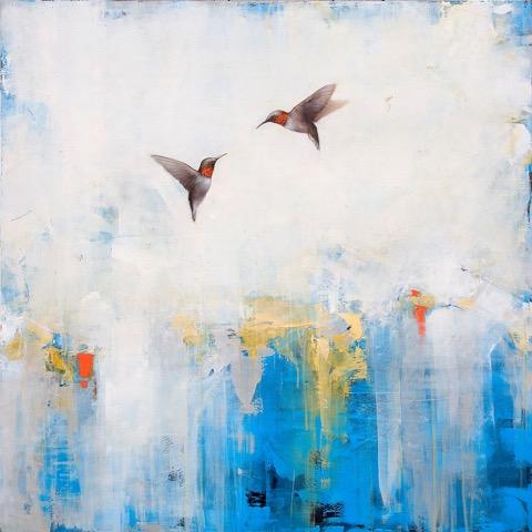 Jessica Pisano - CrossingPaths - OP-36 x 36 - 04200