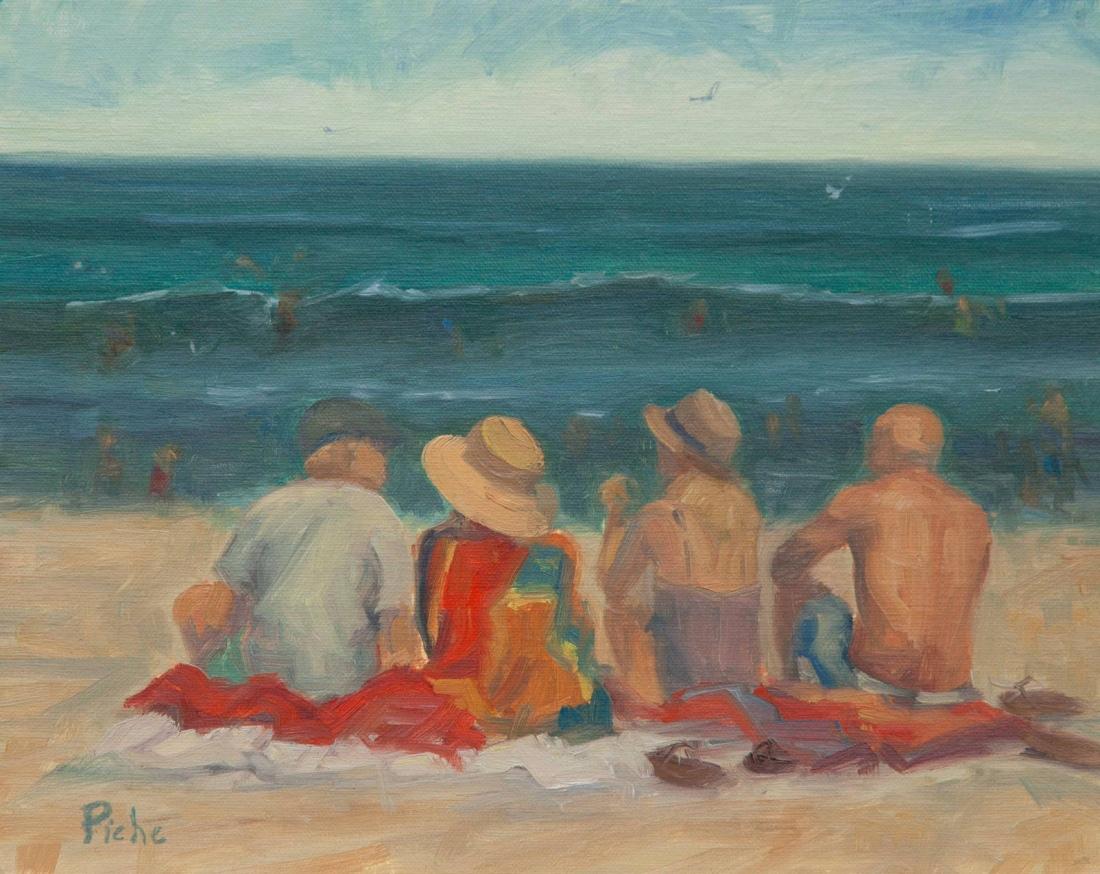 Vanessa Piche Beach Amigos