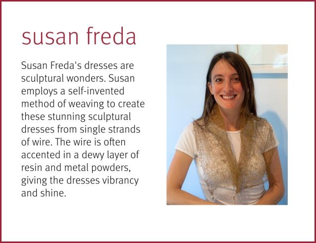 artist spotlight susan freda